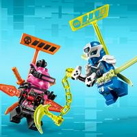 LEGO Ninjago 71708 Le marché des joueurs-Image 1