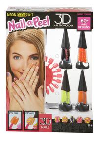 Nail-a-Peel Theme Kit Neon Glow-Vooraanzicht