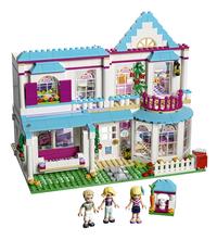 LEGO Friends 41314 Stephanies huis-Vooraanzicht