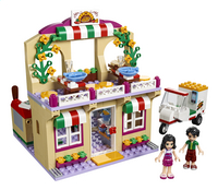 LEGO Friends 41311 Heartlake pizzeria-Vooraanzicht