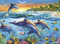 Ravensburger puzzel Dolfijnenbaai-Artikeldetail