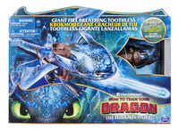 Figuur How to Train Your Dragon 3 Giant Fire Breathing Toothless-Vooraanzicht