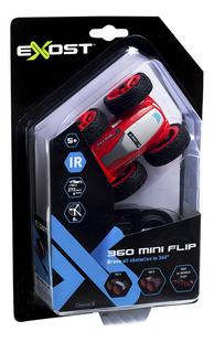 Exost voiture RC 360 Mini flip rouge-Avant