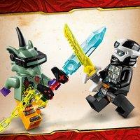 LEGO Ninjago 71706 Le bolide de Cole-Image 2