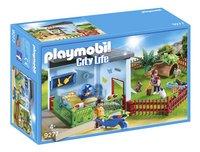 PLAYMOBIL City Life 9277 Maisonnette des rongeurs et lapins-Avant