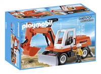 Playmobil City Action 6860 Sleepgraver met verstelbaar blad