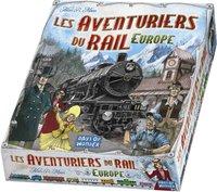 Les Aventuriers du Rail Europe-Avant
