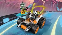 LEGO Ninjago 71706 Le bolide de Cole-Image 6