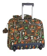 Kipling trolley-boekentas Clas Dallin Monkey Frnds Kh 42,5 cm