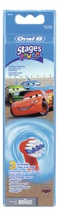 Oral-B 3 vervangborsteltjes Stages Power Disney Cars