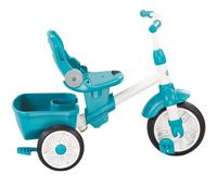 Little Tikes tricycle 4 en 1 Perfect Fit bleu-Image 1