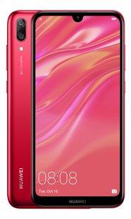 Huawei smartphone Y7 2018 Dual Sim Coral Red-Détail de l'article