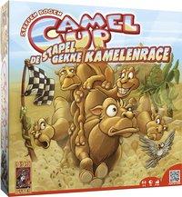 Camel up: de stapelgekke kamelenrace NL