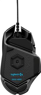 Logitech gaming muis G502 HERO-Onderkant