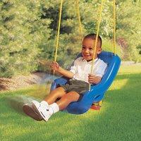 Little Tikes siège pour bébé bleu/rouge-Image 2