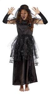 Verkleedpak Gothic Bride met lichtjes-Vooraanzicht