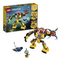 LEGO Creator 3-in-1 31090 Onderwaterrobot-Artikeldetail