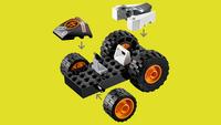 LEGO Ninjago 71706 Le bolide de Cole-Détail de l'article
