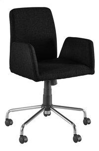 Demeyere Meubles Chaise de bureau Square noir