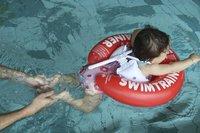 Zwemband Swimtrainer Classic rood-Afbeelding 4
