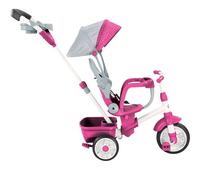 Little Tikes tricycle 4 en 1 Perfect Fit rose-Côté gauche