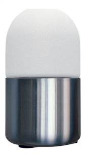 Smooz lampe de table Bean inox-Avant