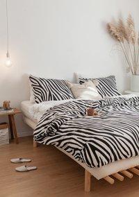 Ambianzz Housse de couette Zebra Skin coton-commercieel beeld