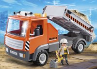 Playmobil City Action 6861 Camion de chantier-Image 1