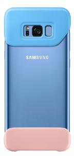 Samsung coque Galaxy S8+ bleu/rose-Avant