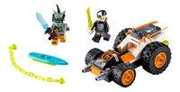 LEGO Ninjago 71706 Le bolide de Cole-Avant