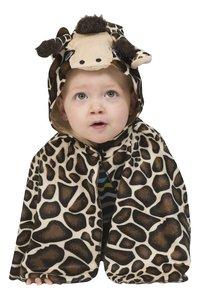Déguisement Girafe cape pour bébé - taille unique-Image 2