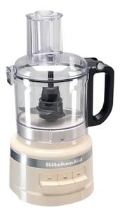 KitchenAid Multirobot almond 5KFP0719EAC-Côté gauche