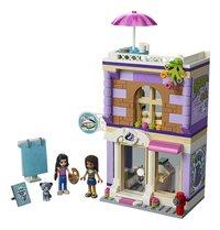 LEGO Friends 41365 L'atelier d'artiste d'Emma-Avant