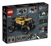 LEGO Technic 42099 Le tout-terrain X-trême-Arrière