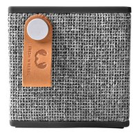 Fresh 'n Rebel haut-parleur Bluetooth Rockbox Cube Fabriq Edition gris