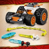 LEGO Ninjago 71706 Le bolide de Cole-Image 3