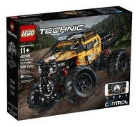 LEGO Technic 42099 Le tout-terrain X-trême-Côté gauche