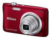Nikon Digitaal fototoestel Coolpix A100 rood-Rechterzijde