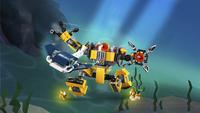 LEGO Creator 3-in-1 31090 Onderwaterrobot-Afbeelding 1
