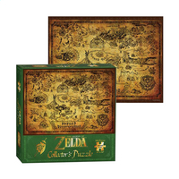 Puzzel The Legend of Zelda Collector's Puzzle