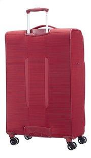 Samsonite Valise souple Spark Spinner EXP classic red 79 cm-Arrière