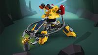 LEGO Creator 3-in-1 31090 Onderwaterrobot-Afbeelding 2