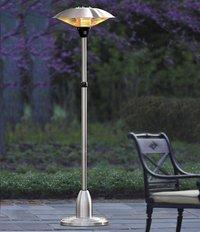Chauffage de terrasse électrique réglable-Image 1