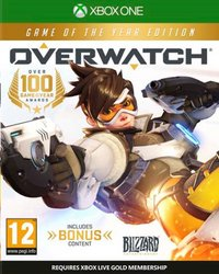 Xbox One Overwatch GOTY ANG