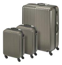Princess Traveller set de valises rigides San Marino anthracite-commercieel beeld