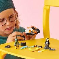 LEGO Ninjago 71706 Le bolide de Cole-Image 8
