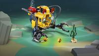 LEGO Creator 3-in-1 31090 Onderwaterrobot-Afbeelding 3