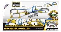 Zuru stuntbaan Metal Machines Construction Destruction-Achteraanzicht