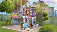 LEGO Friends 41365 L'atelier d'artiste d'Emma-Image 3