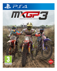PS4 MXGP 3 The Official Motocross videogame ENG/FR